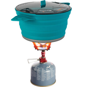 Sea to Summit X-Pot Enamel, 2.8 litre, pacific blue